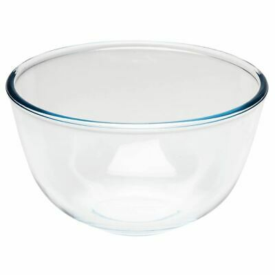 Pyrex 1L Bowl Made of Toughened Glass Fridge Microwave and Dishwasher Safe