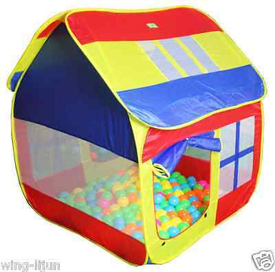 1.26 m Tent Baby Outdoor Toy Play Game House Kids Play Tent Outdoor & Indoor