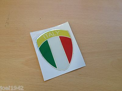 Italy Sticker. For Lambretta And Vespa -  Brand New