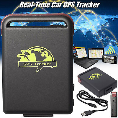 TK102 Car Mini Real-time Online GSM GPRS Tracking Device Locator GPS Tracker