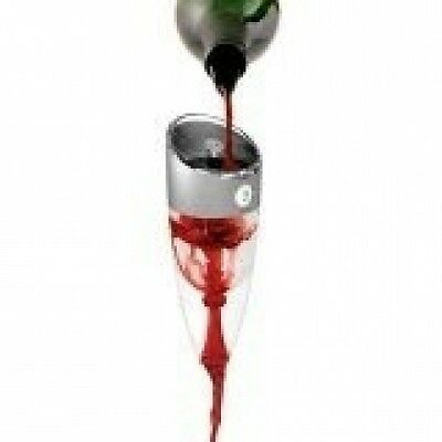 Host Adjustable Wine Aerator, Perfectly Aerate Any Wine. Brand New