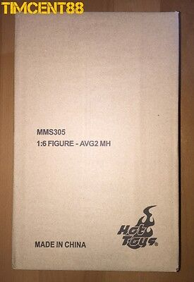 Ready! Hot Toys Exclusive Toy Fair Avengers 2 Age of Ultron AOU 1/6 Maria Hill