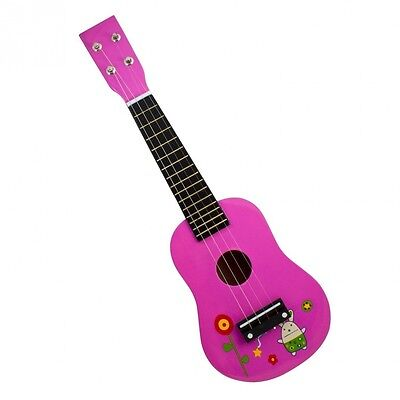 Legler Purple Acoustic Guitar. Delivery is Free