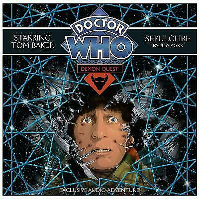 Doctor Who : Demon Quest: v. 5: Sepulchre by Paul Magrs (CD-Audio, 2010)