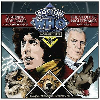 Doctor Who : Hornets' Nest: v. 1: Stuff of Nightmares by Paul Magrs (CD-Audio)