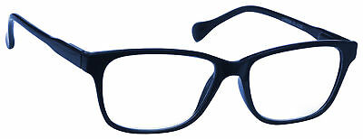 Navy Blue Myopia Near Short Sighted Distance Glasses Mens Womens M27-3