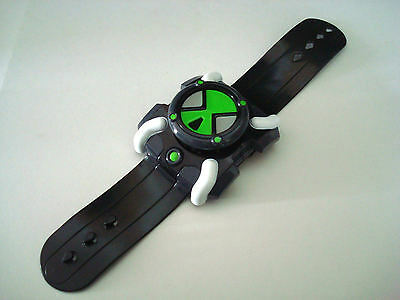 Ben 10 Ten Omnitrix FX 2006 RARE Watch With Lights & Sounds Toy w /instructions