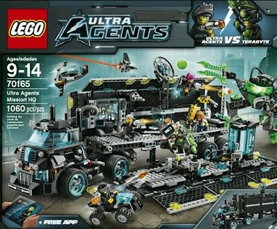 Lego agents 70165 instruction manual only