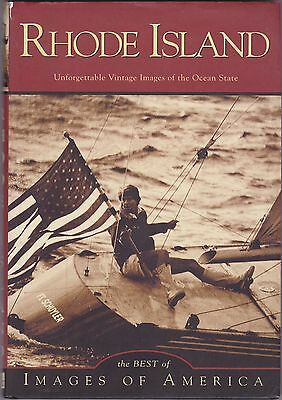 RHODE ISLAND. Unforgettable Vintage Images Of The Ocean State  Images Of America