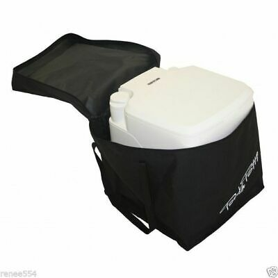 Toilet PortaPotti Carry Bag Accessory Storage Camping Caravan RV Boat Portable
