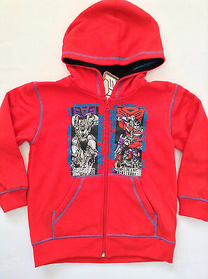 NEW - Boys TRANSFORMERS Hooded Jacket - Size 3
