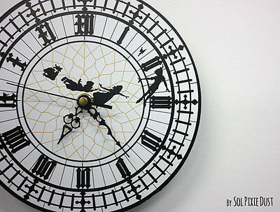 Peter Pan Big Ben - Wall Clock