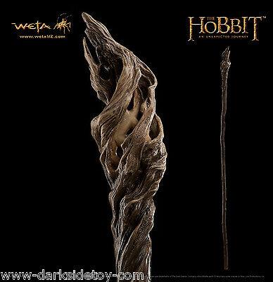 Hobbit Staff of Gandalf the Grey Weta Limited Edition & Rare not United Cutlery
