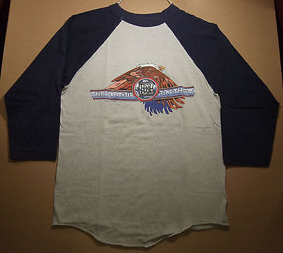 Vintage Doobie Brothers One Step Closer Tour Fall 1980 Jersey Sleeve Shirt