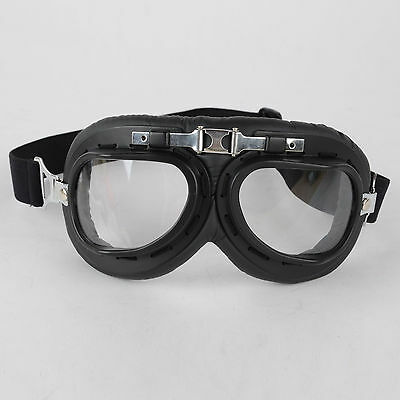 Wwii German Elite Style Car Right Angle Carting Goggles Mirror #003