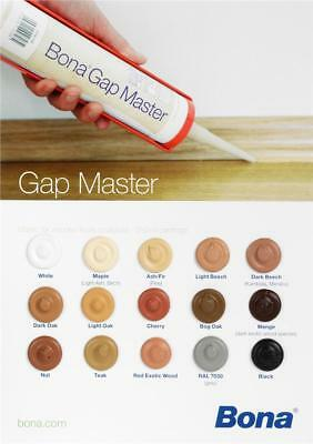Bona Gapmaster Wood Filler 310ml - Fill Any Unwanted Gaps