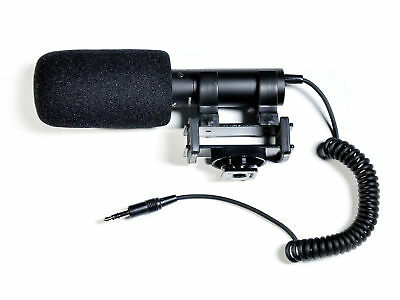 Azden SMX-20 Directional High Performance Stereo Microphone
