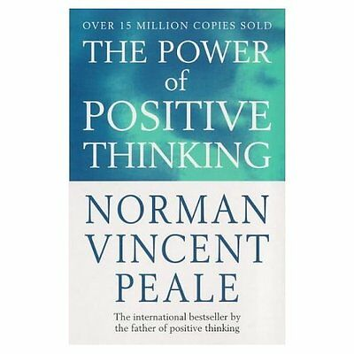 The Power of Positive Thinking Peale Vermilion PB / 9780749307158