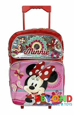 133abf16446e MINNIE MOUSE ROLLING Backpack 16