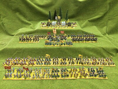15mm Ancient Pro-Painted DPS Sui Chinese Korea Expedition 400pts Army DBMM320