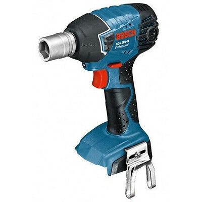 Bosch GDS 18 V-LI Cordless Impact Wrench Naked in carton 06019A1S01