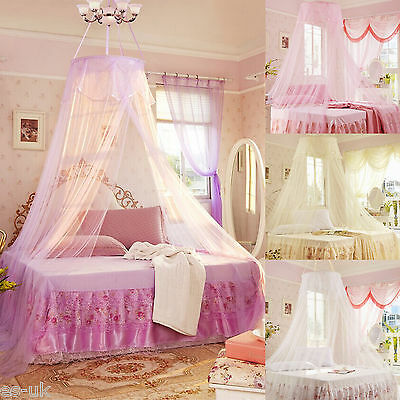 Gorgeous Bed Canopy One Size For All - Pink - Cream - Lilac - White
