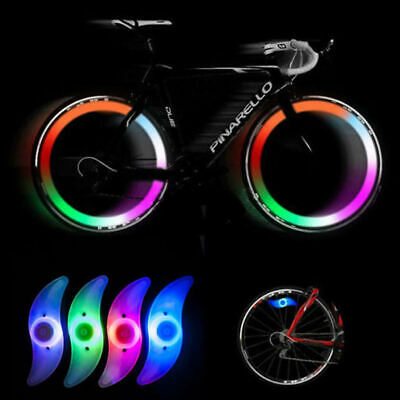 3 Mode Bike Bicycle Cycling Spoke Wire Tire Tyre Wheel LED Flash Light Lamp