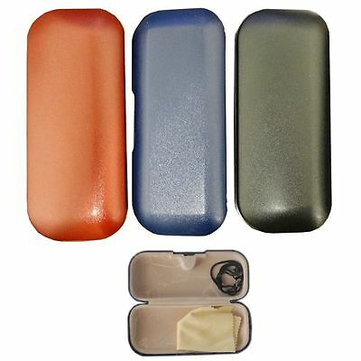 Hard Glasses Case Sunglasses Spectacle Storage Protection Box Travel Repair Kit