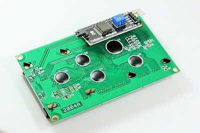 16x2 LCD Display with I2C Interface