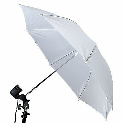 43inch Photography Studio Translucent Shoot Through Soft White Umbrella Diffuser