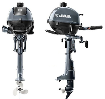 Yamaha Outboard F 2.5 Hp Short Shaft 4-Stroke