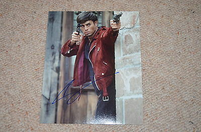 ENRIQUE IGLESIAS signed Autogramm In Person 20x25 cm