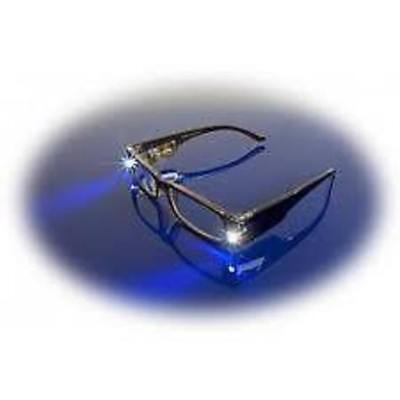 Magnified Reading Glasses 1.5 LED New Fishing Camping Free Parts Accessories