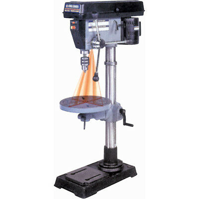 "King Canada Tools KC-116N 13"" BENCH DRILL PRESS WITH DUAL LASER GUIDE SYSTEM"