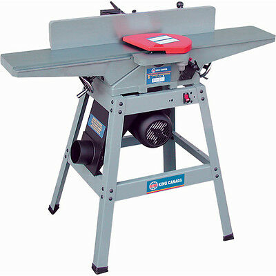 "King Canada Tools KC-150C 6"" WOODWORKING JOINTER Dégauchisseuse 6"" 6 X 46 TABLE"