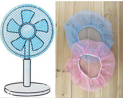 New Baby Finger Protector Safety Mesh Nets Cover Fan Guard Dust Cover For Kids