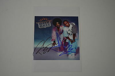 OUTKAST signed autograph In Person 5x7 (13x18 cm)