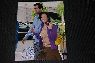 ALANIS MORISSETTE signed Autogramm 20x25 cm In Person