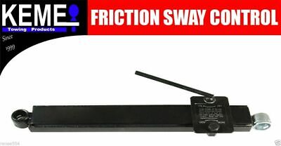 Master Friction Sway Control RIGHT HAND New Caravan Towing Boat Trailer Parts