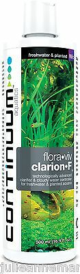 Continuum Clarion F Aquarium Water Clarifier For Freshwater & Planted Tanks