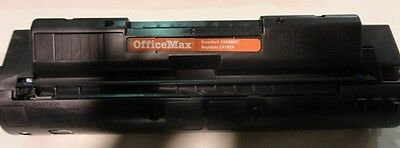 Office Max OfficeMax Toner Cartridge Reorder OM98897 Replaces C4192A Unused #17