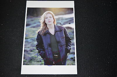 DIANA KRALL  signed Autogramm 18x27 cm In Person