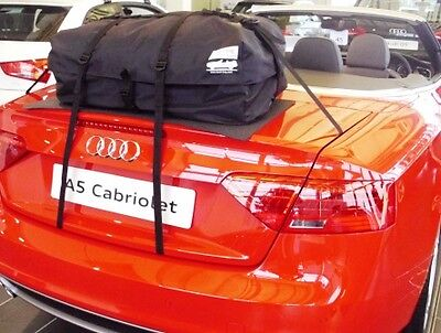 Audi A5 Cabriolet Convertible Boot Luggage Rack alternative : boot-bag