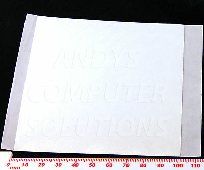 Thermal Self Adhesive Pad/Tape Conductive 100 x 100 x 0.15 mm