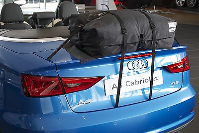 Audi A3 Cabriolet Convertible Boot Luggage Rack alternative : boot-bag