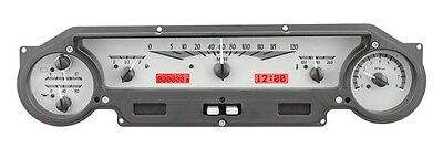 1964-65 Ford Falcon and Mustang VHX System (Silver Alloy White)