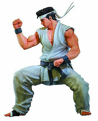 *NEW* Virtua Fighter 5: Akira Yuki 1/6 Scale Polystone Statue by First4Figures