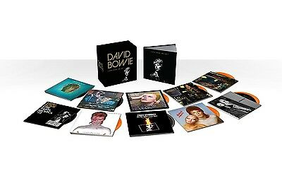 David Bowie - Five Years (1969-1973) 12 Cd Neu