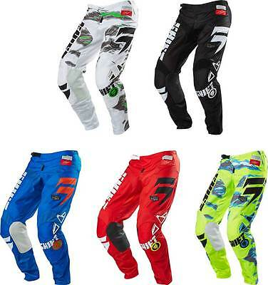 2016 Shift Strike Motocross Dirtbike MX ATV Riding Gear Adult Mens Pants