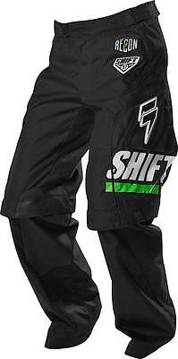 2016 Shift Recon Caliber Motocross Dirtbike MX ATV Riding Gear Adult Mens Pants